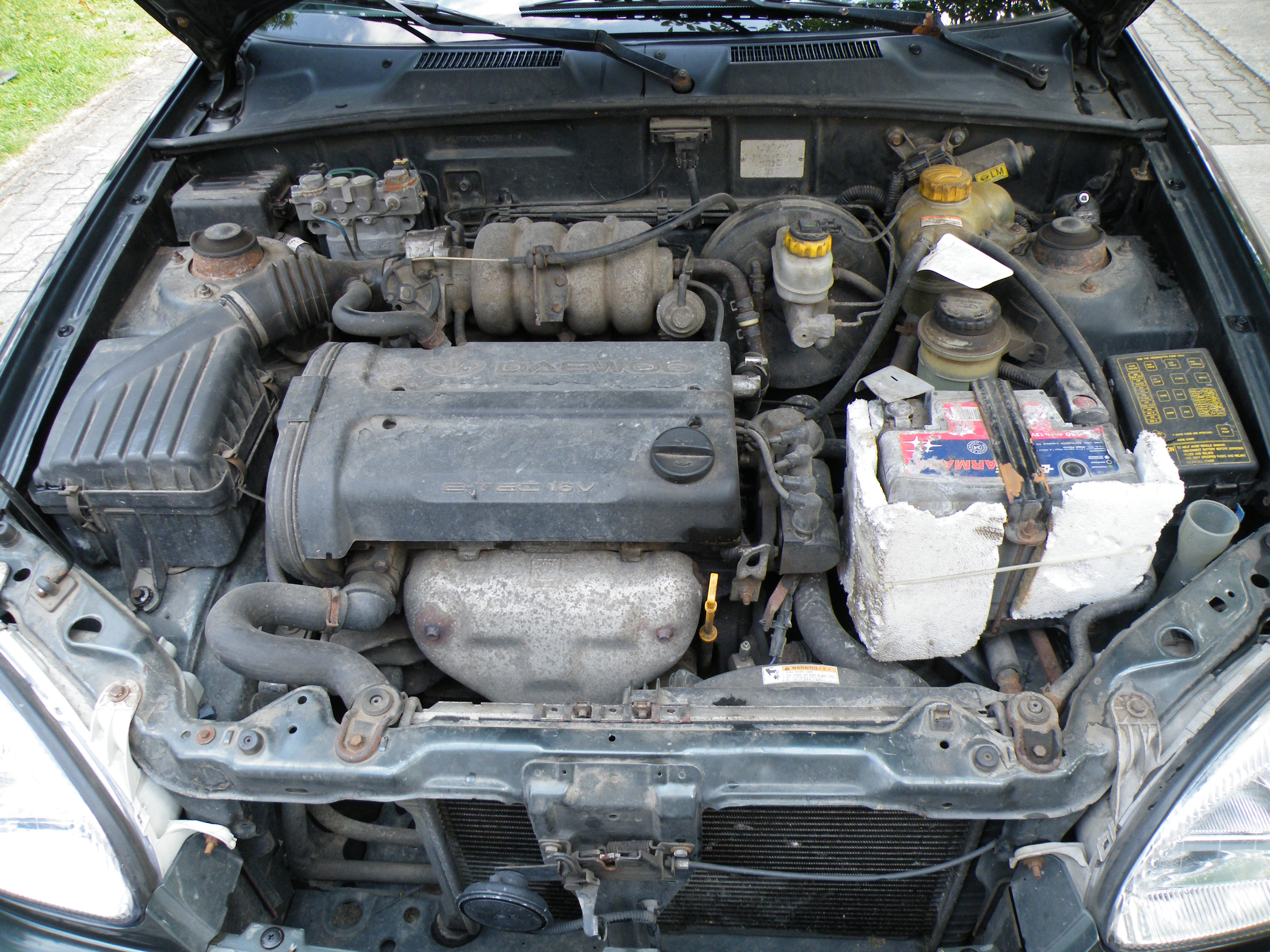 2003 Chevrolet Corsa Sedan Gm 4200 Pictures Information And Chevy Colorado I4 Engine Diagram Models 3