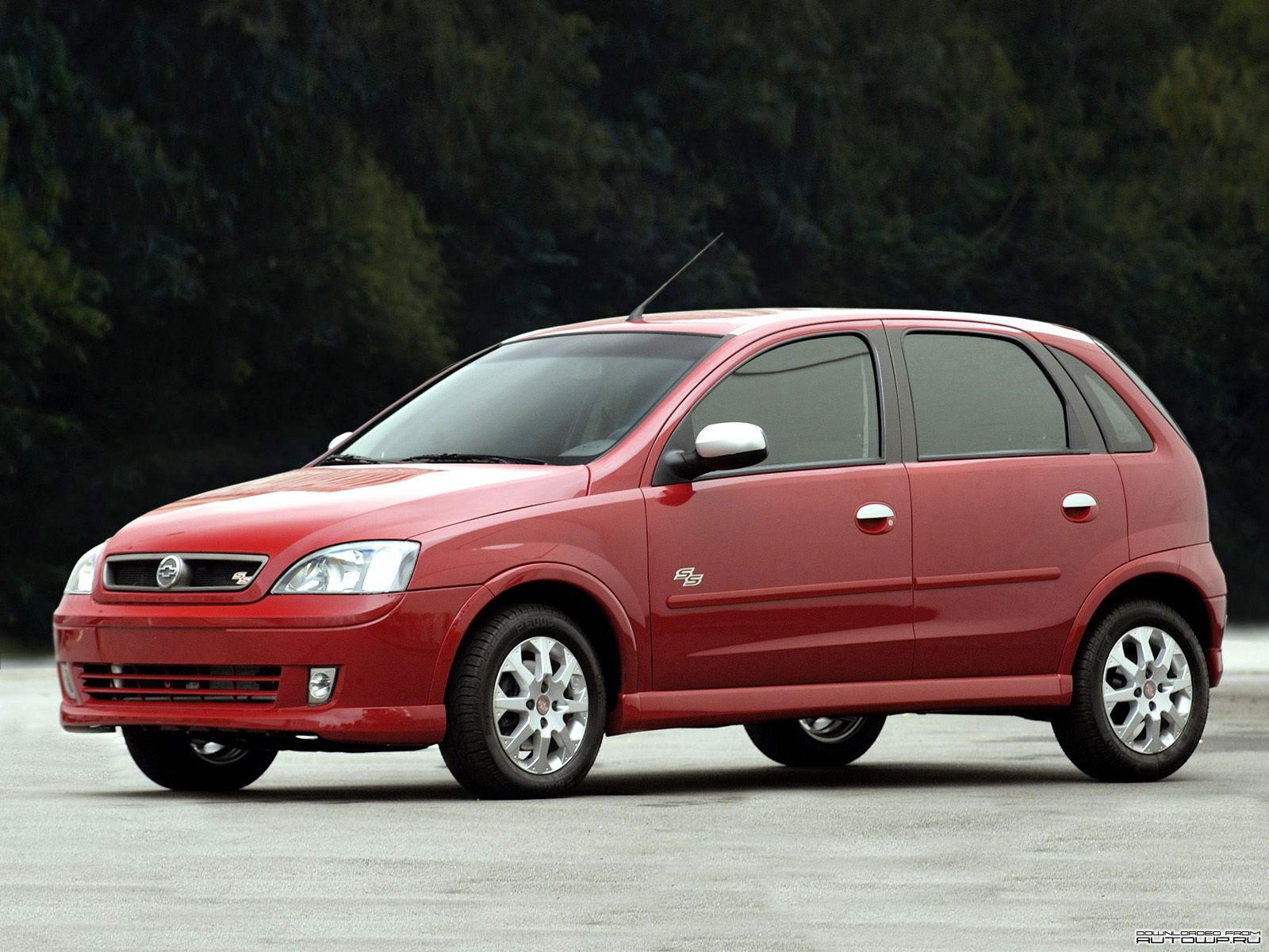 chevrolet corsa wagon (gm 4200) 1998 wallpaper