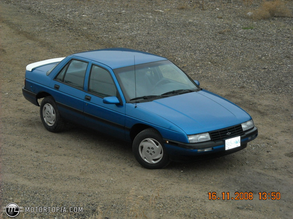 chevrolet corsica 1993 pictures