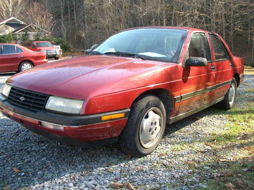 All Chevy 94 chevy corsica : 1994 Chevrolet Corsica – pictures, information and specs - Auto ...