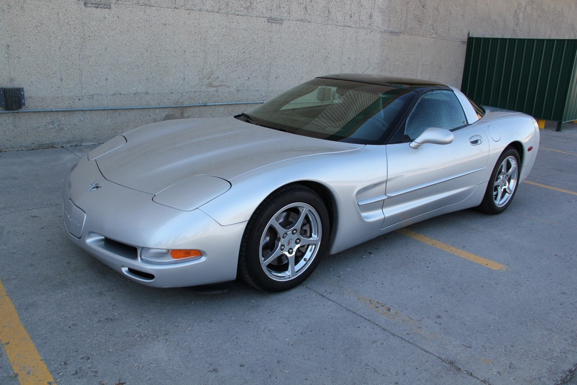 chevrolet corvette c5 coupe 2003 models