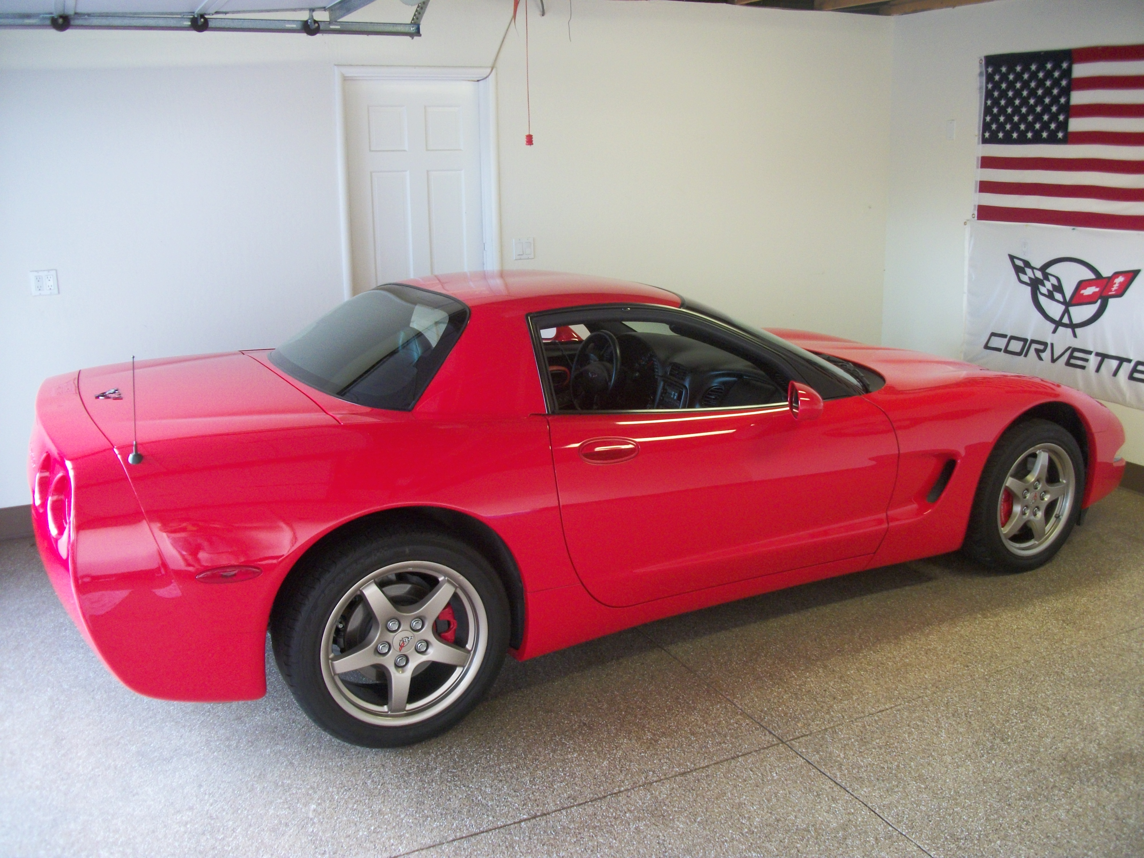 chevrolet corvette c5 coupe 2003 pics