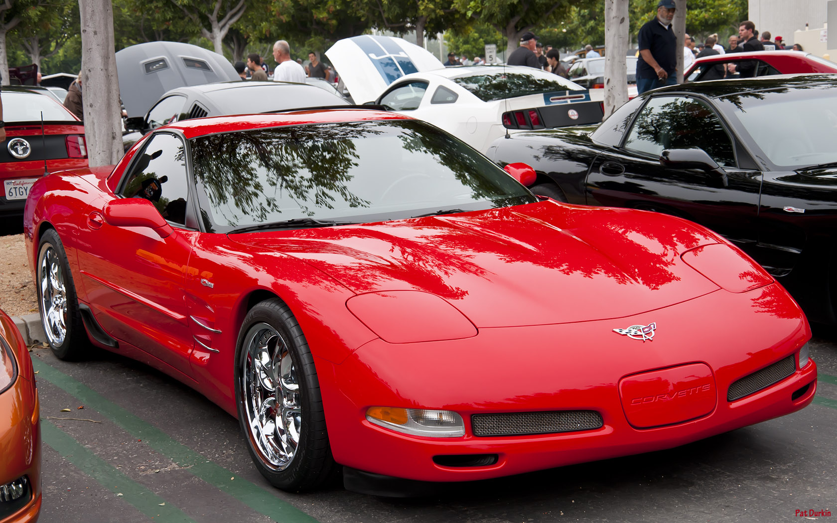 chevrolet corvette c5 hardtop 2003 wallpaper