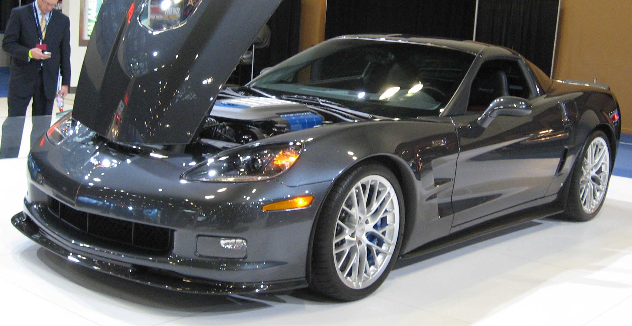 2010 Chevrolet Corvette c6 coupe  pictures information and specs