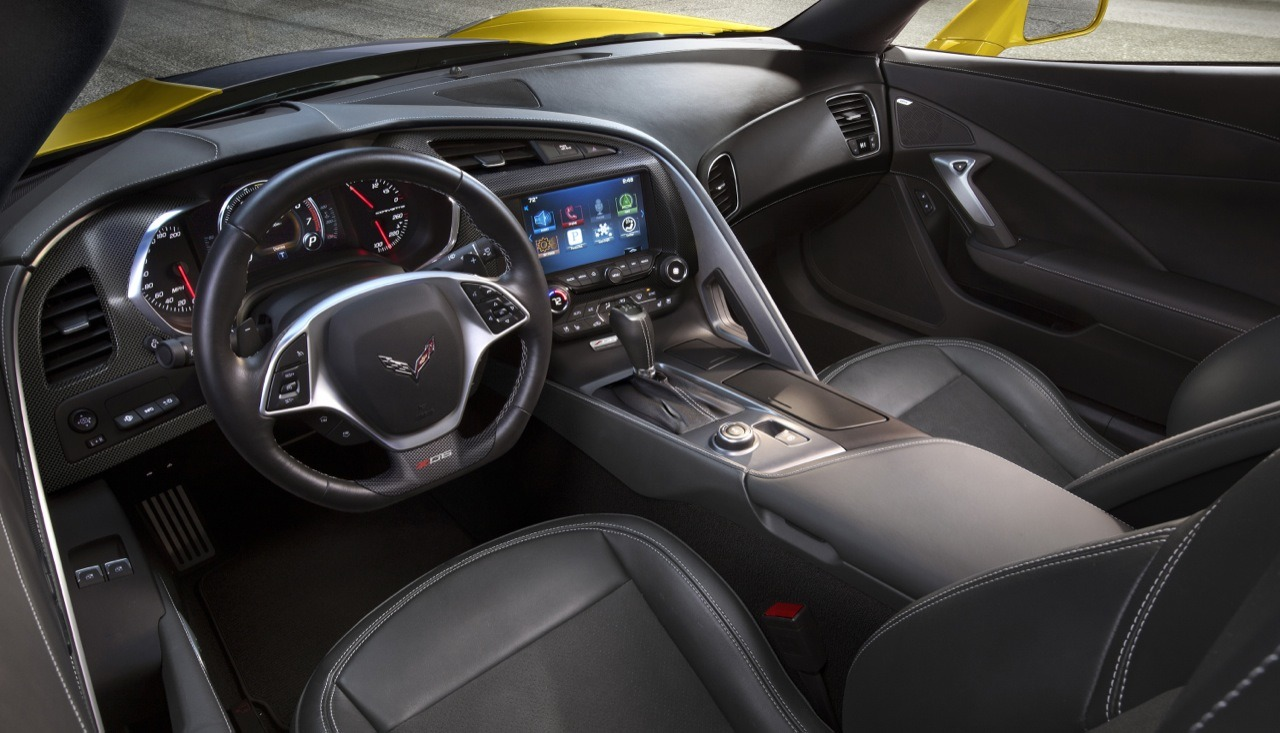 chevrolet corvette c6 coupe 2015 images