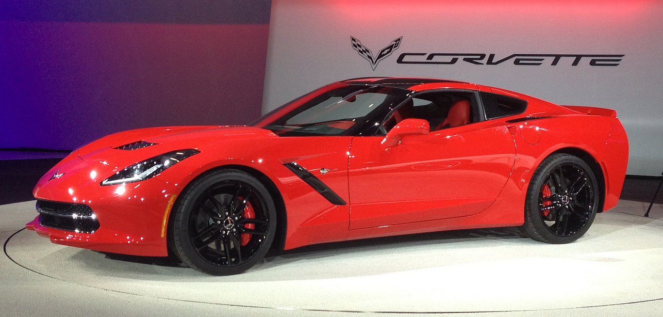 chevrolet corvette images
