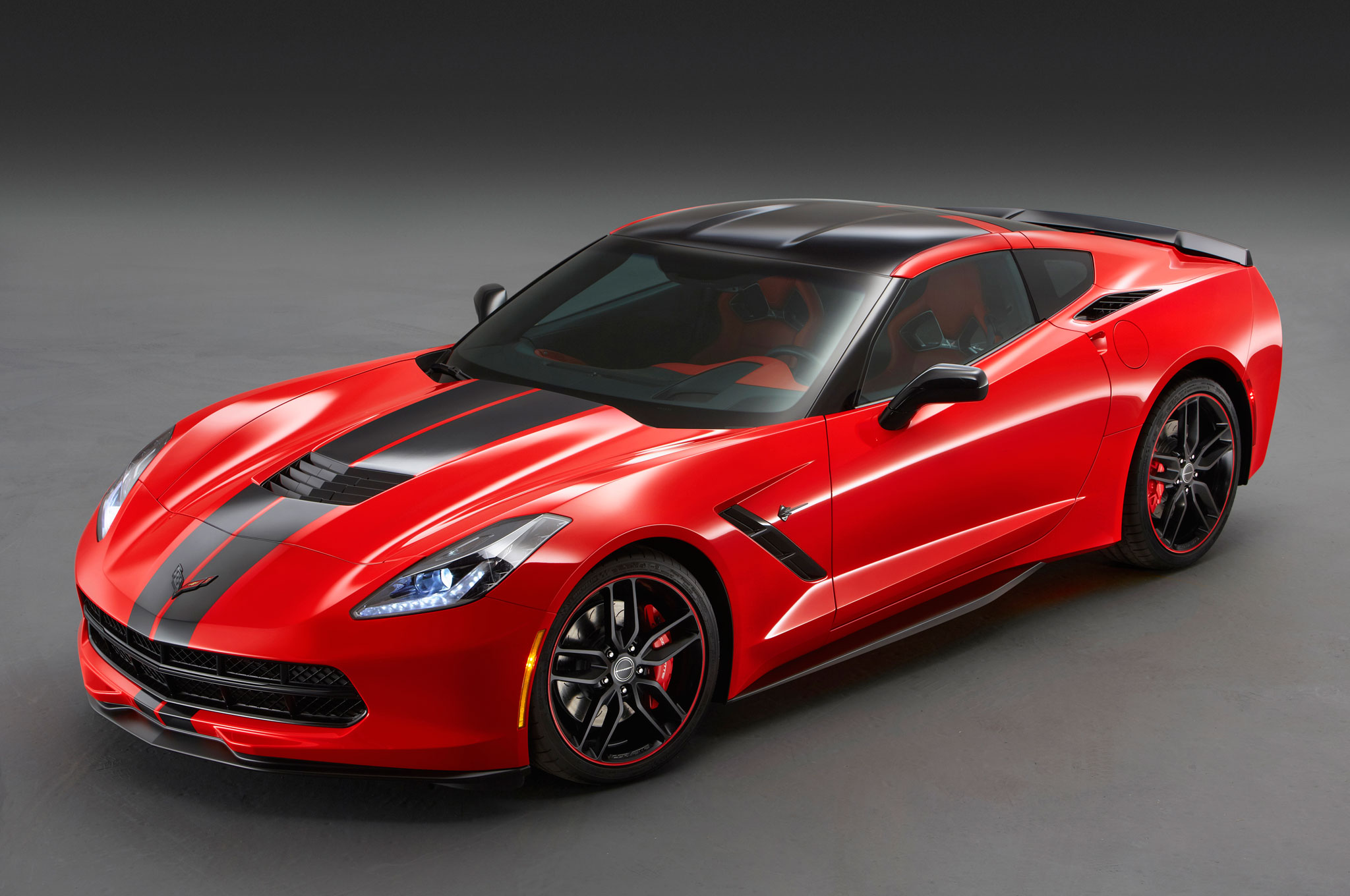 chevrolet corvette pictures