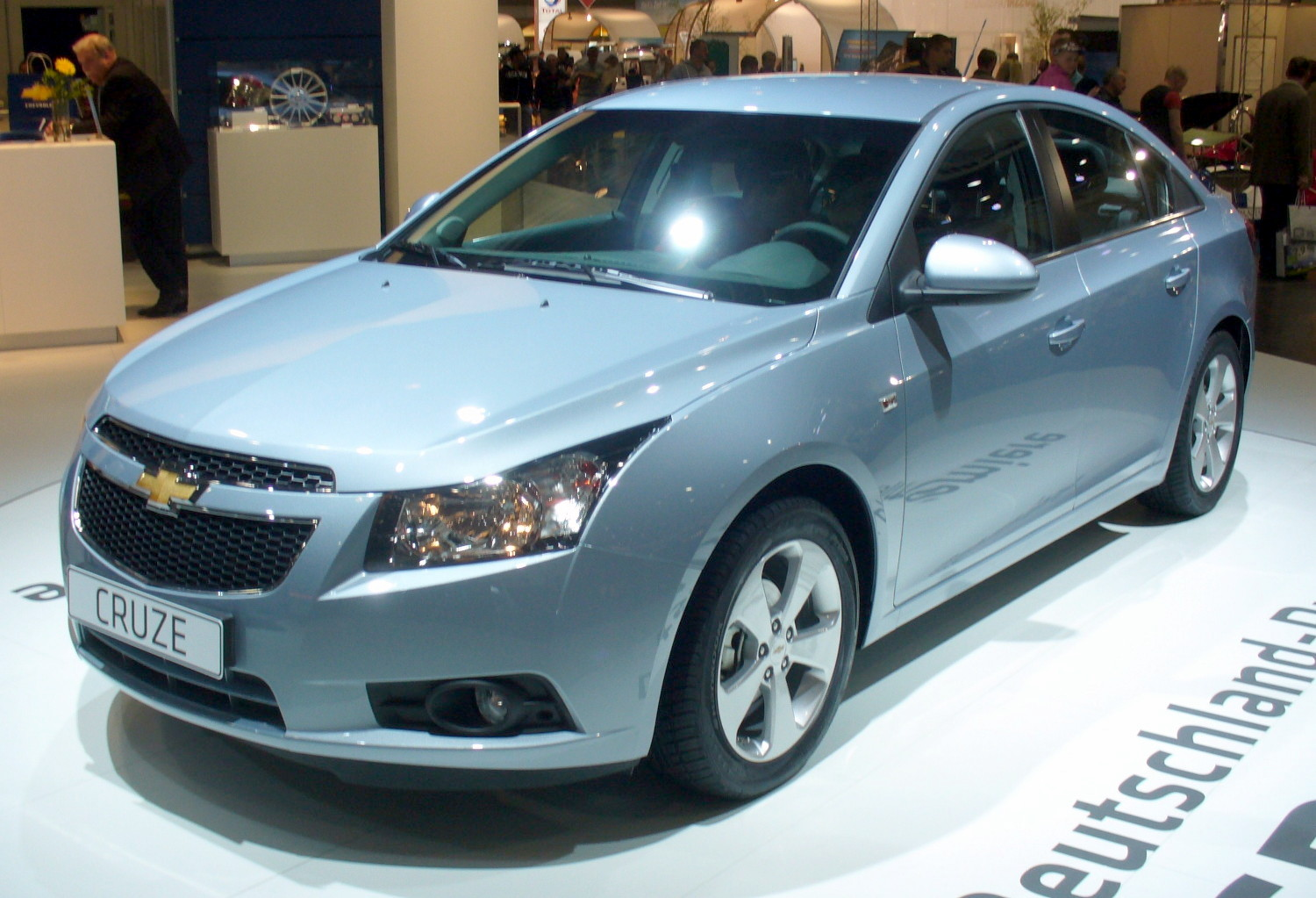 chevrolet cruze images #4
