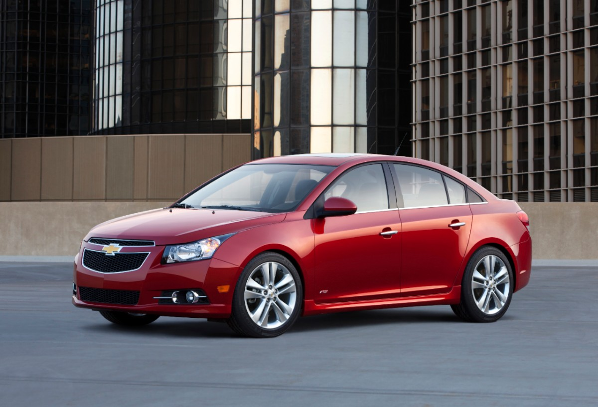 chevrolet cruze wallpaper