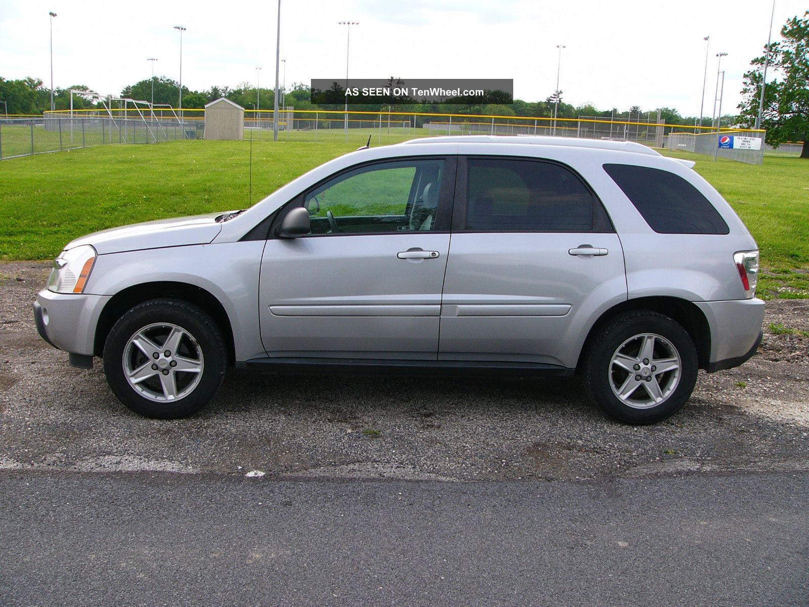 2005 chevrolet equinox – pictures, information and specs - auto