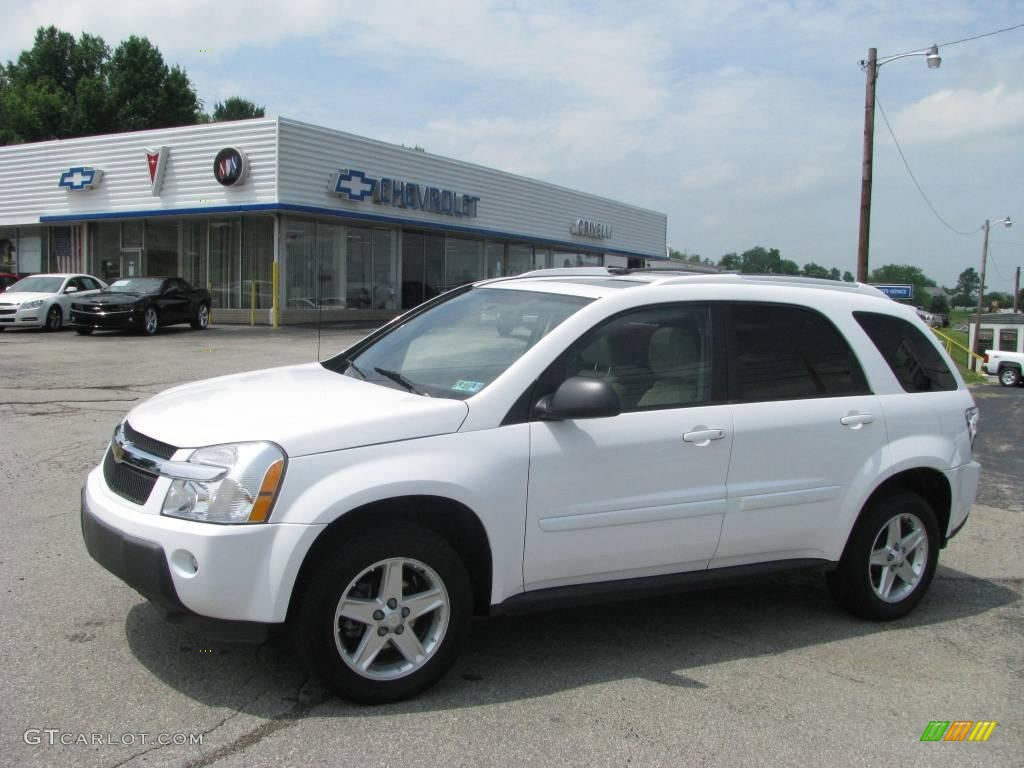 Equinox 2007 chevrolet equinox specs : 2005 Chevrolet Equinox – pictures, information and specs - Auto ...