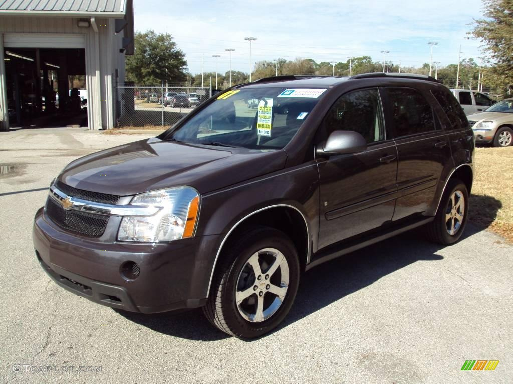 2007 Chevrolet Equinox – pictures, information and specs ...