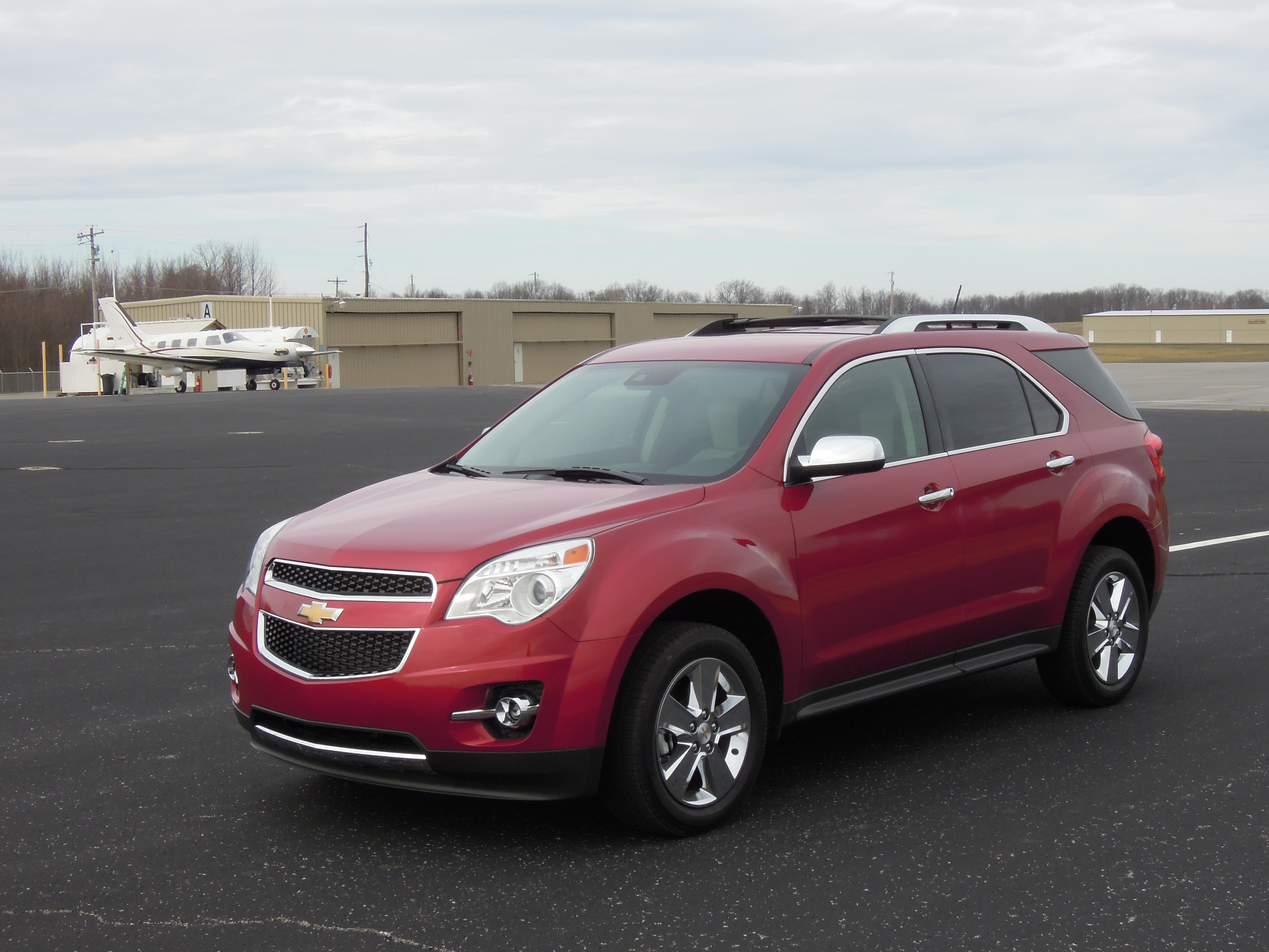 2013 Chevrolet Equinox Pictures Information And Specs Auto Database Com