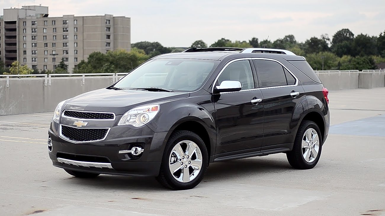 2013 Chevrolet Equinox – pictures, information and specs ...