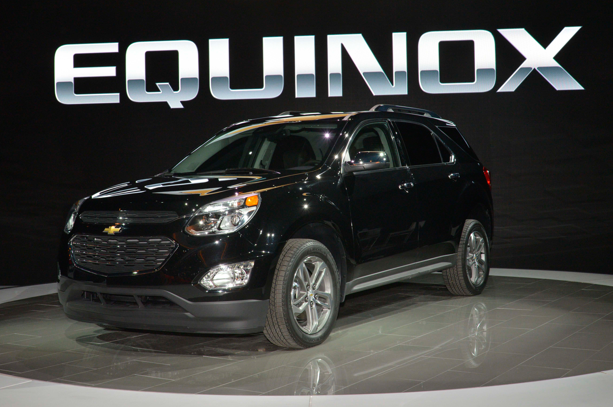 2016 chevrolet equinox – pictures, information and specs - auto