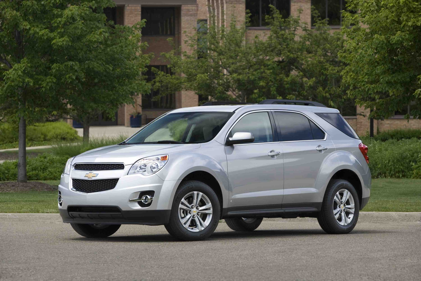 chevrolet equinox images #8