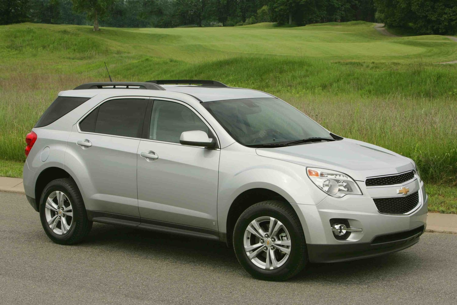 Chevrolet Equinox – pictures, information and specs - Auto ...