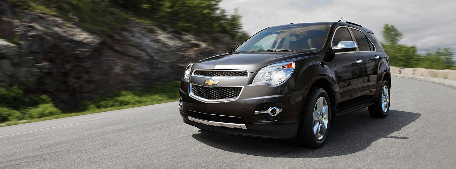 chevrolet equinox wallpaper #1