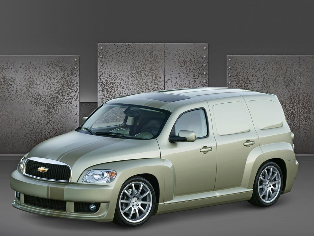 All Chevy 2006 chevy hhr for sale : 2006 Chevrolet Hhr – pictures, information and specs - Auto ...