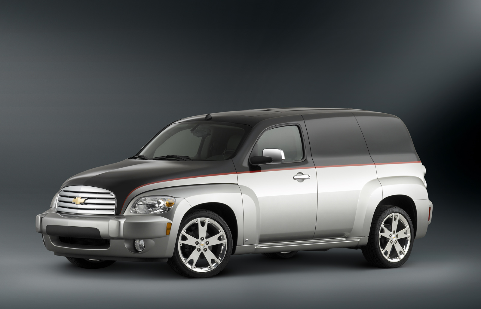 2007 All Chevy Chevrolet Hhr Specs Pictures Information And