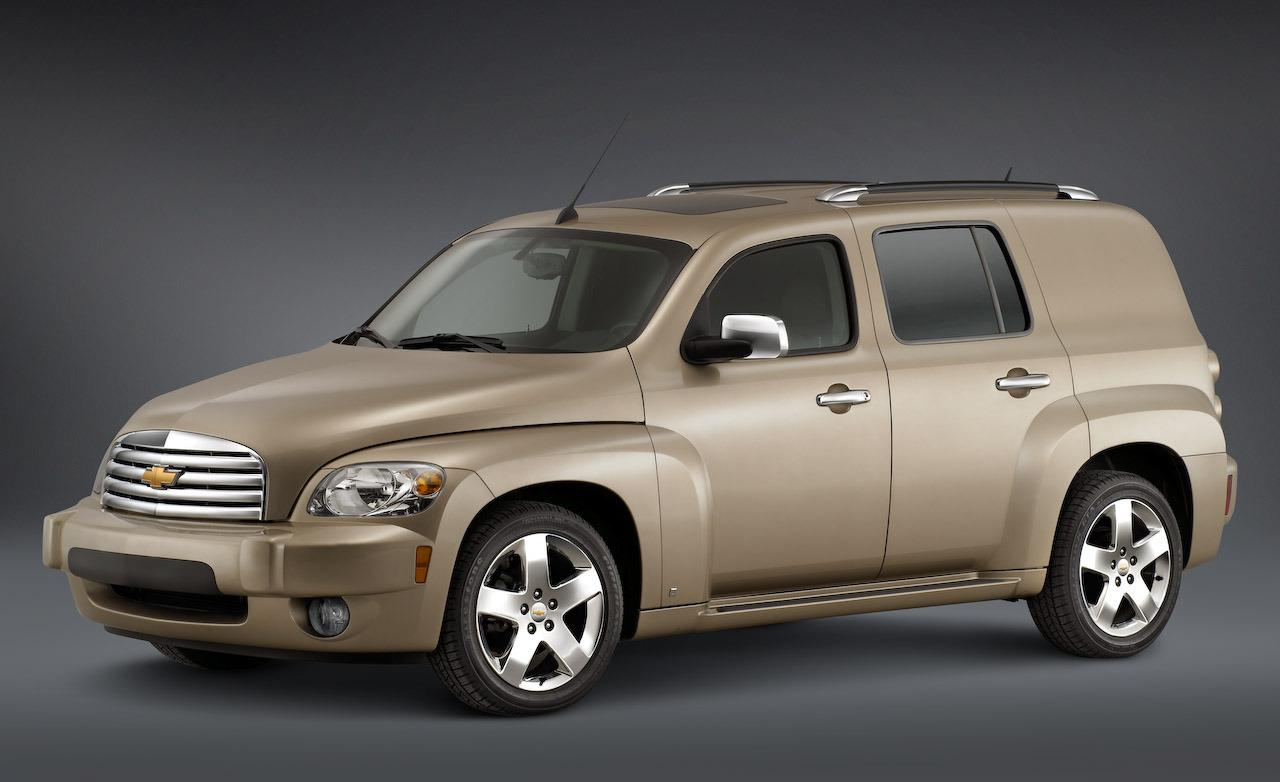 2009 chevrolet hhr pictures information and specs. Black Bedroom Furniture Sets. Home Design Ideas