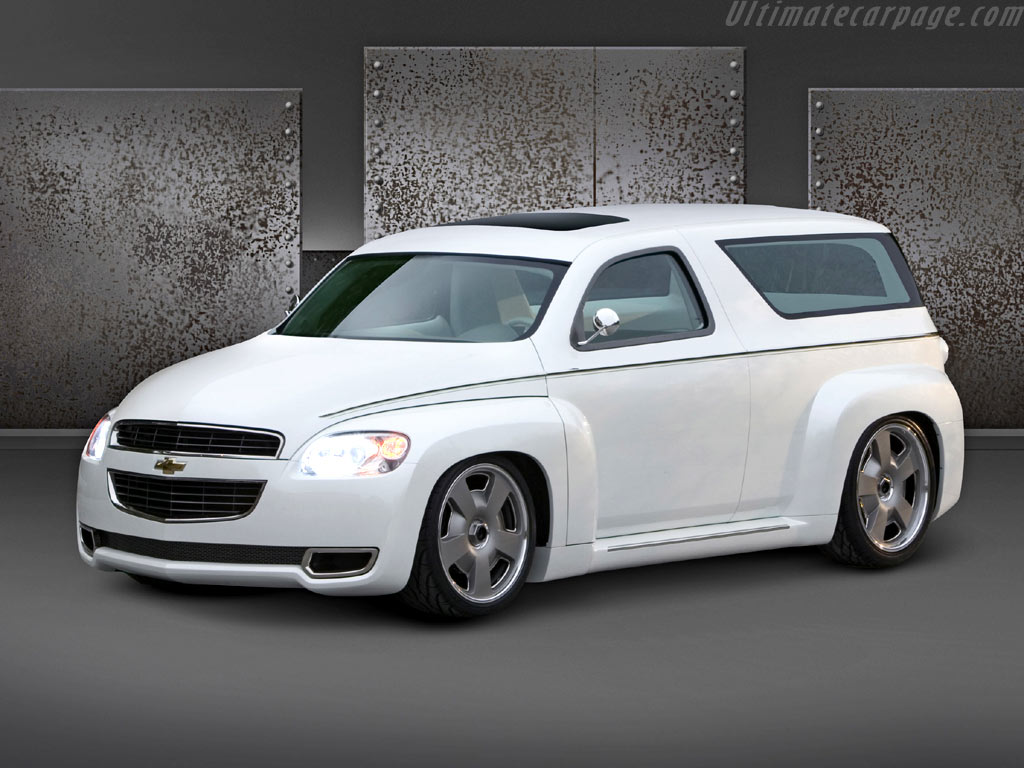2015 Chevrolet Hhr Pictures Information And Specs