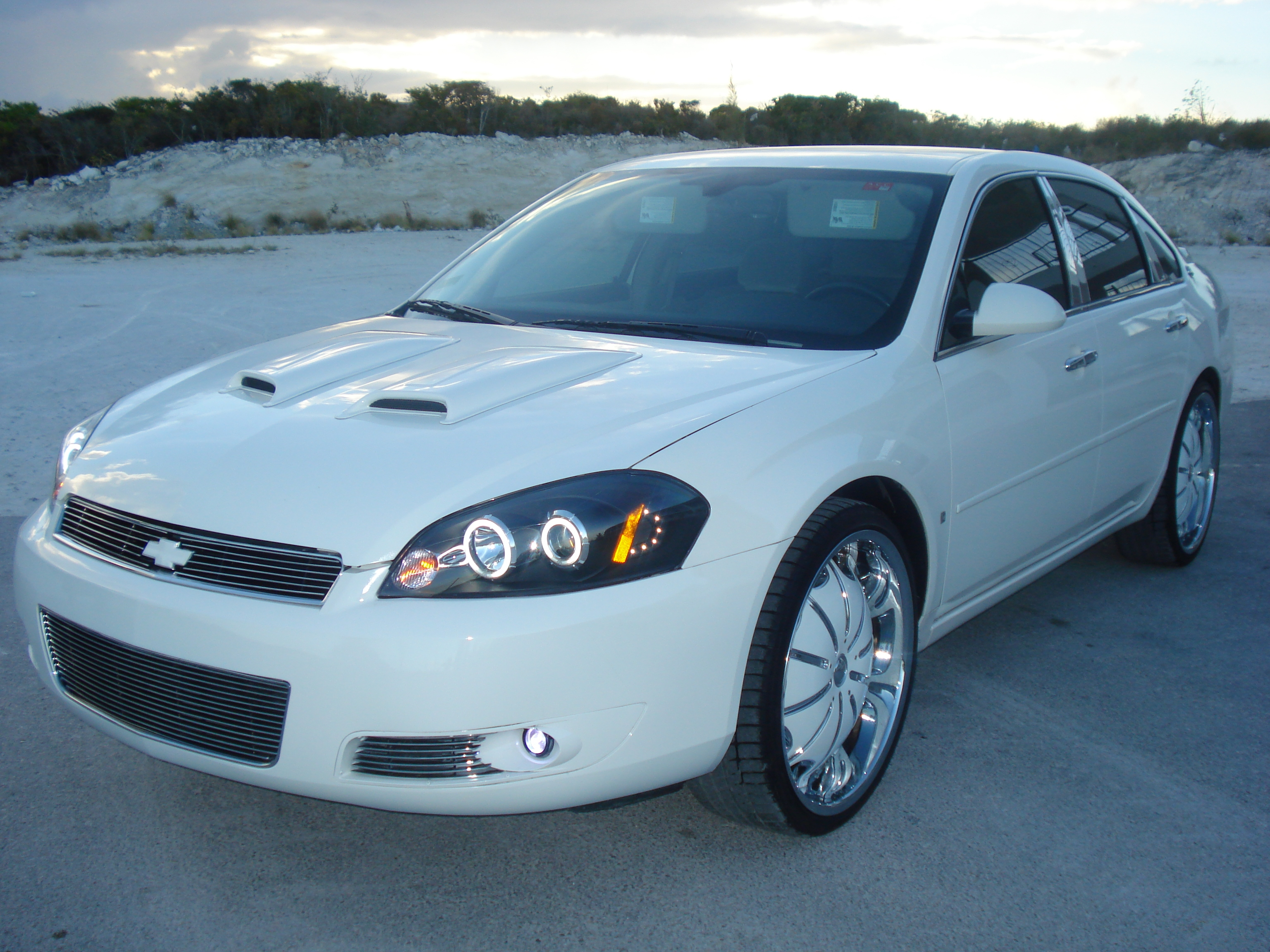 2007 Chevrolet Impala Pictures Information And Specs