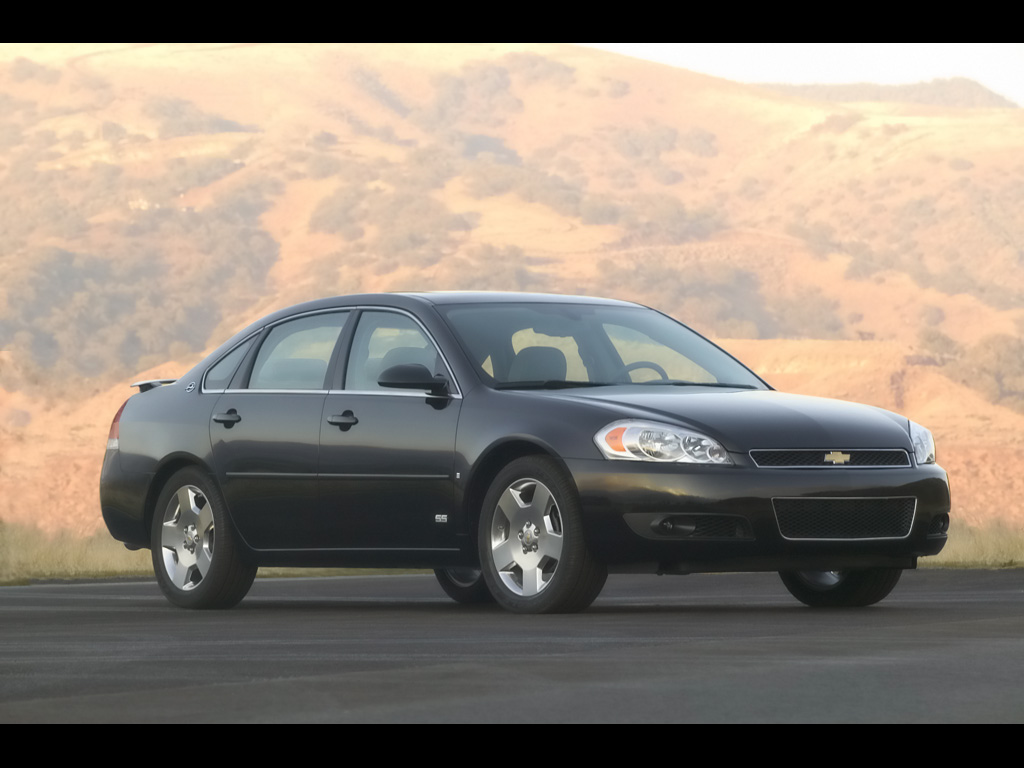 chevrolet impala 2009 pictures