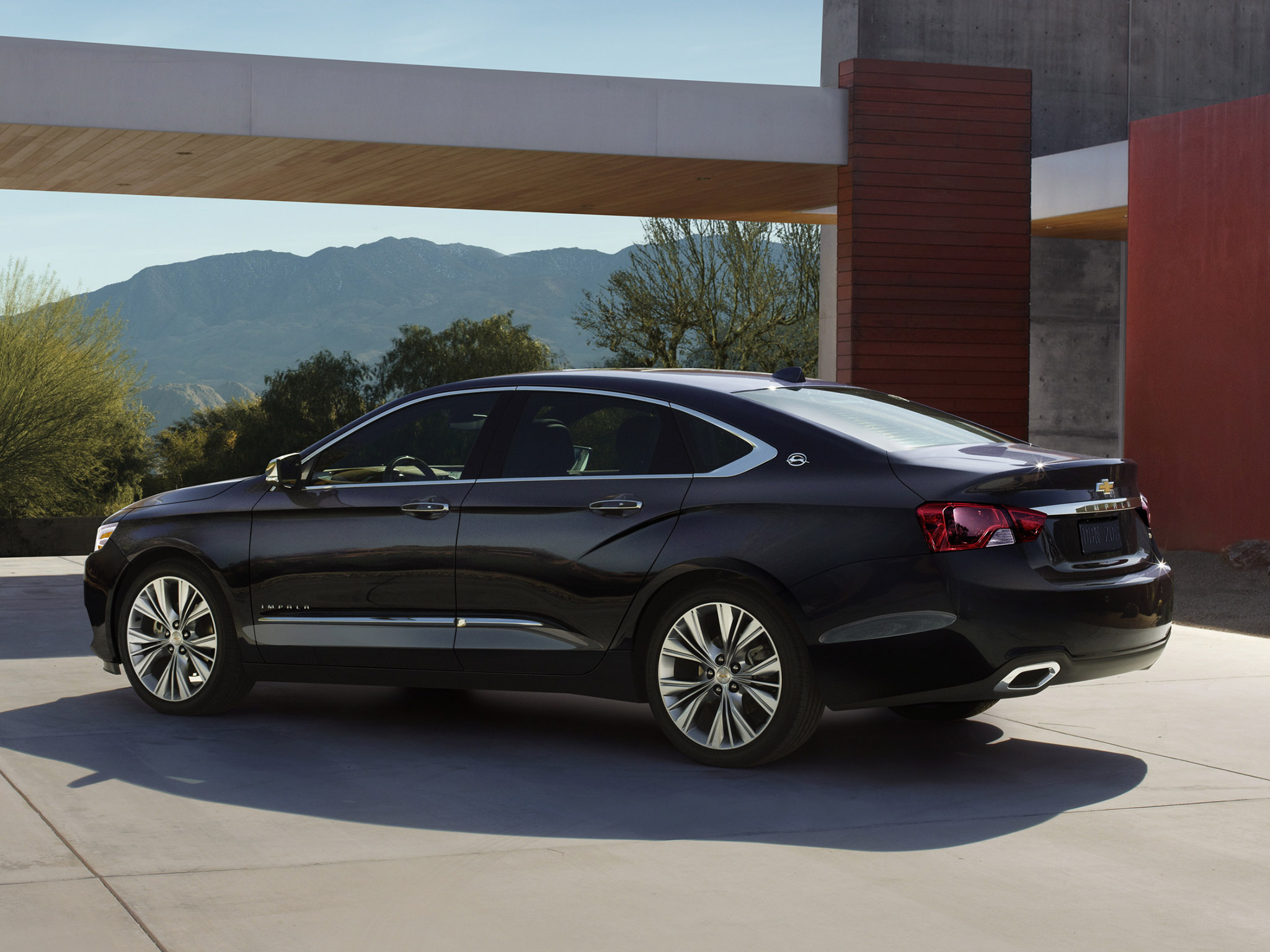 2012 Chevrolet Impala – pictures, information and specs - Auto
