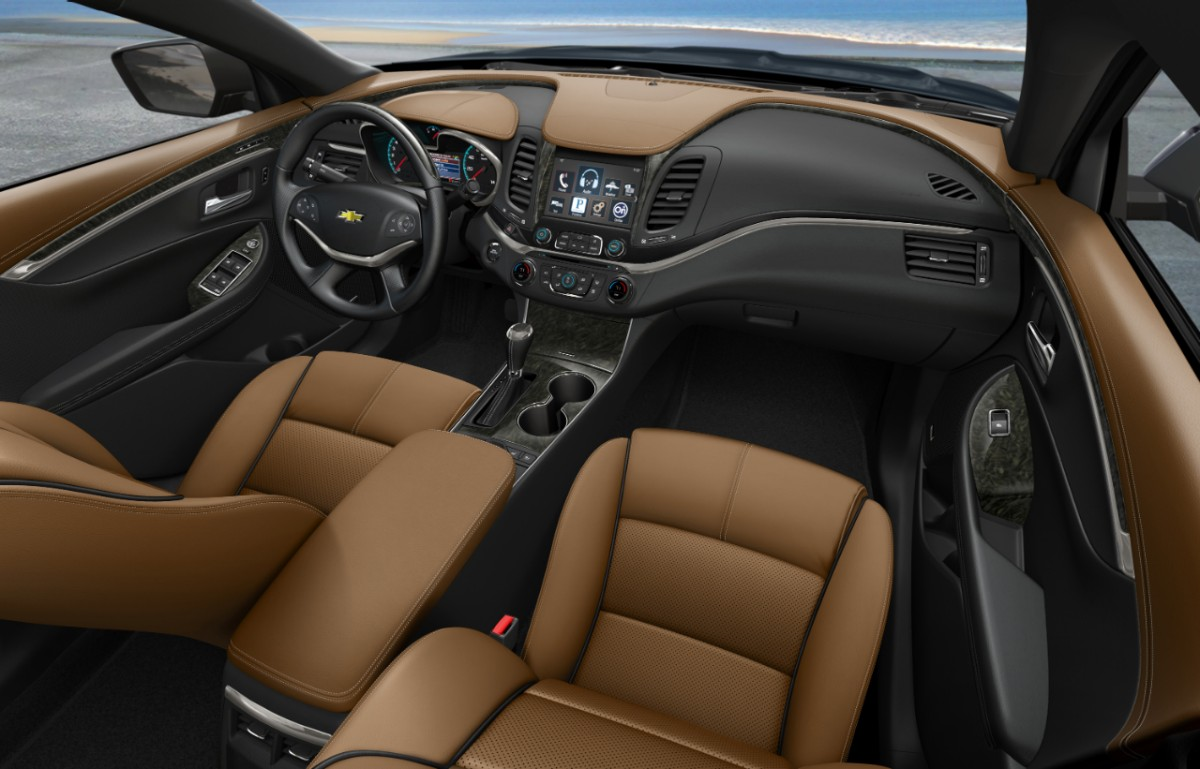 All Types 2014 impala specs : 2014 Chevrolet Impala – pictures, information and specs - Auto ...