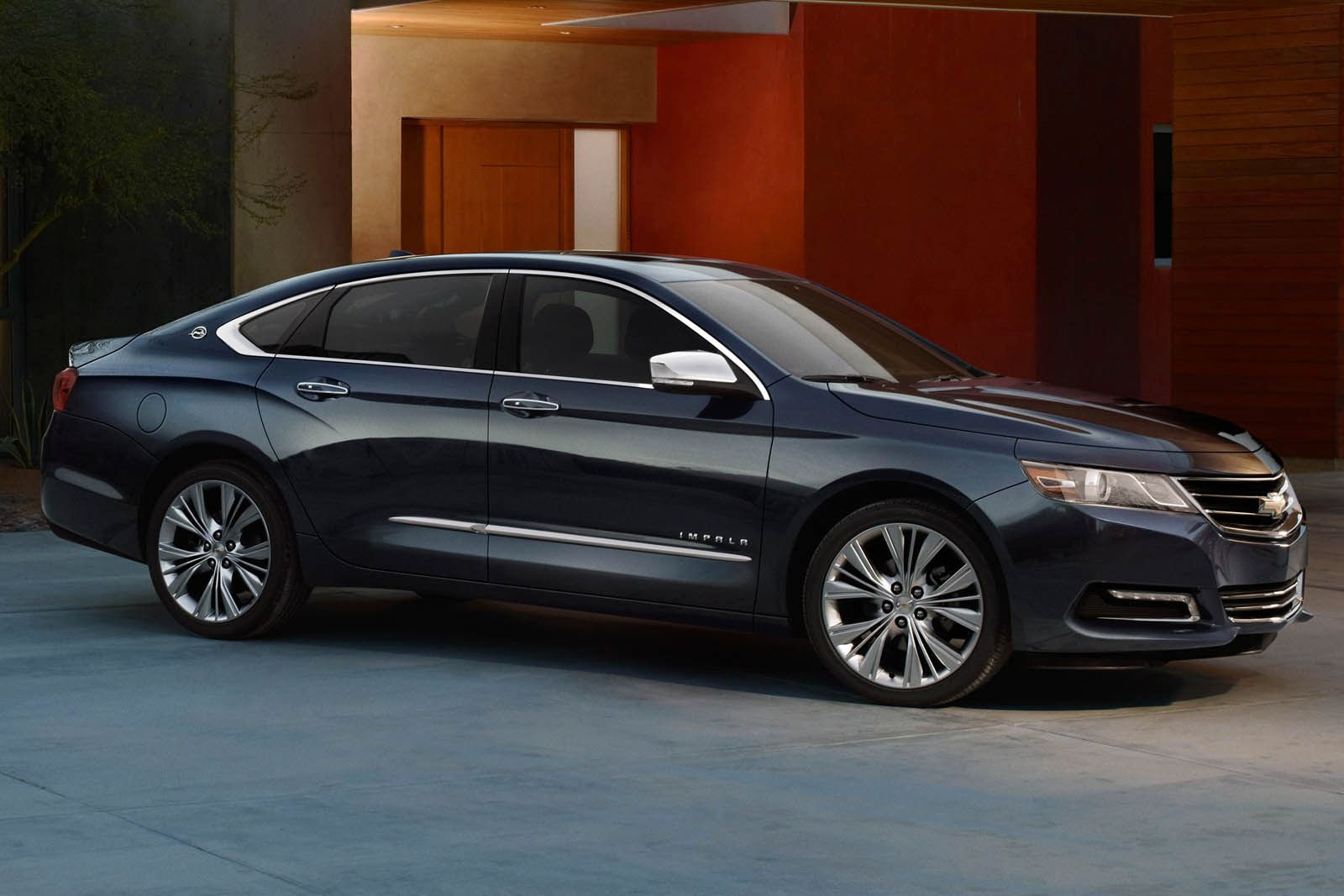 2015 Chevrolet Impala – pictures, information and specs - Auto ...