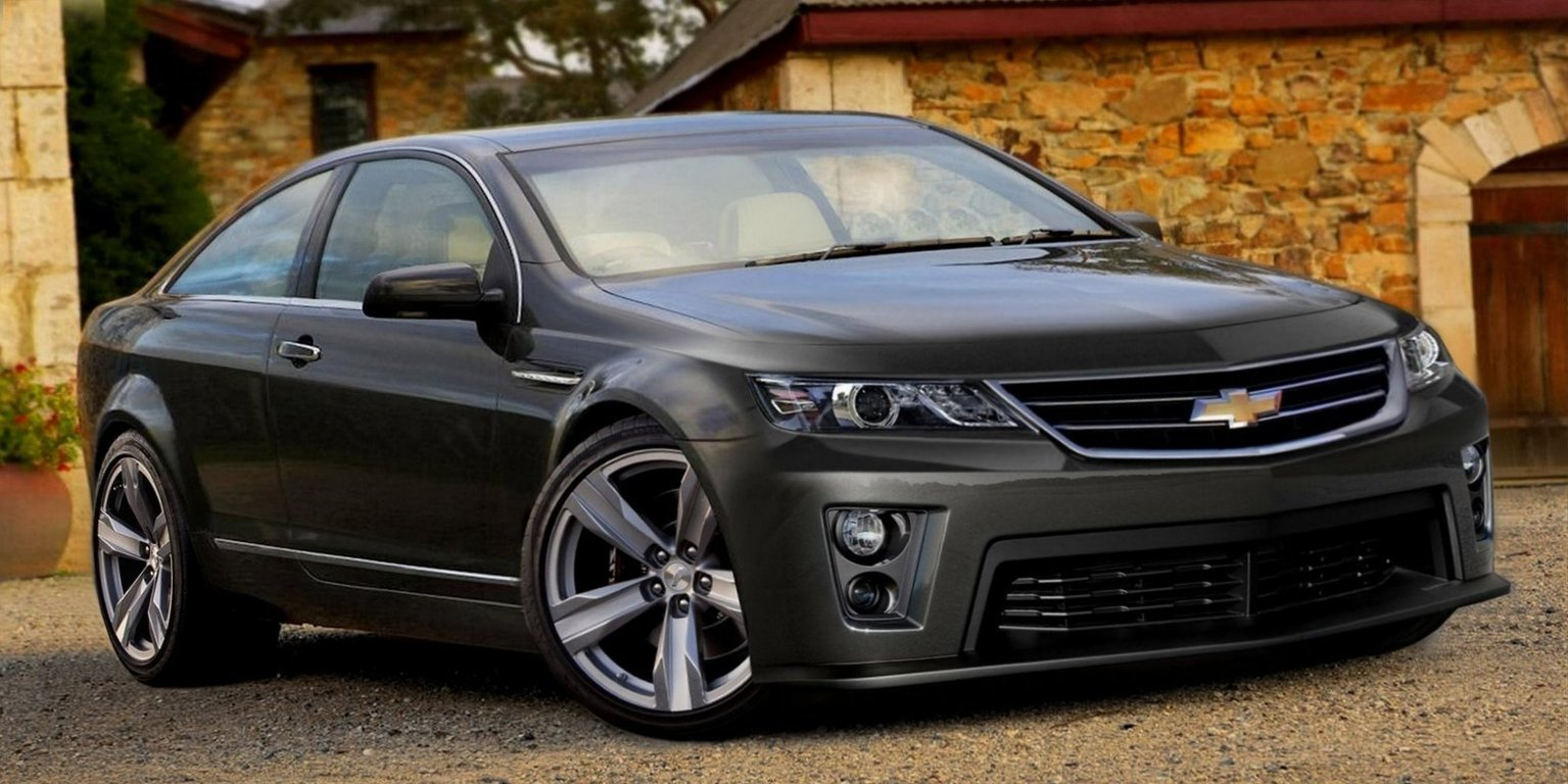 2016 Chevrolet Impala – pictures, information and specs ...