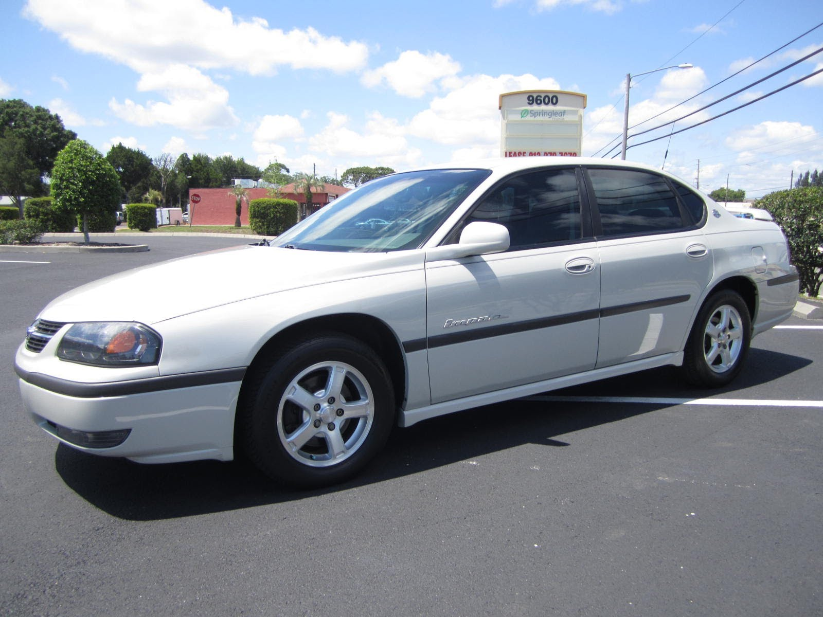 chevrolet impala (w) 2003 pictures
