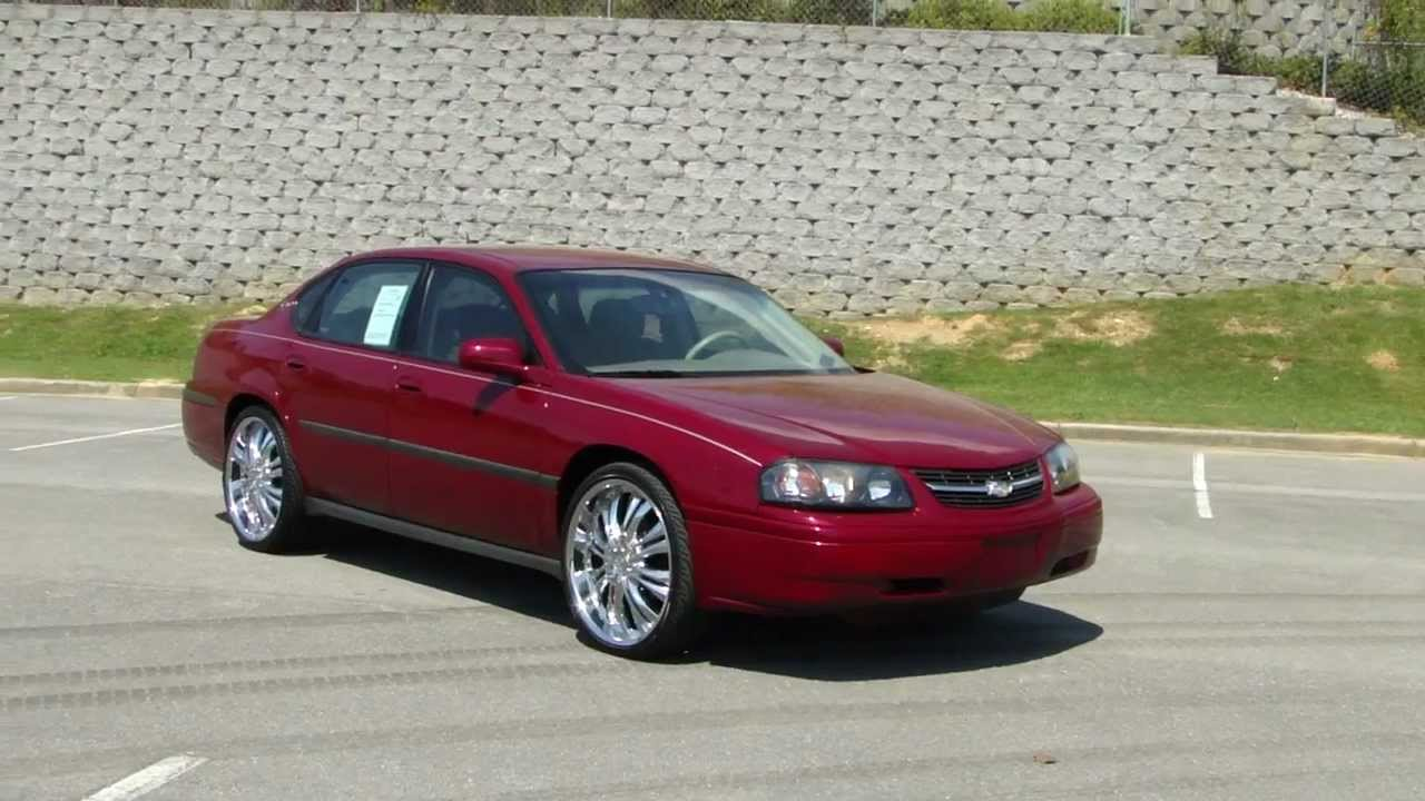 2005 chevrolet impala w pictures information and specs auto chevrolet impala w 2005 3 publicscrutiny Image collections