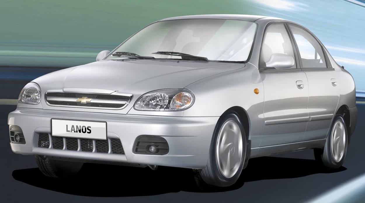 2015 Chevrolet Lanos – pictures, information and specs ...