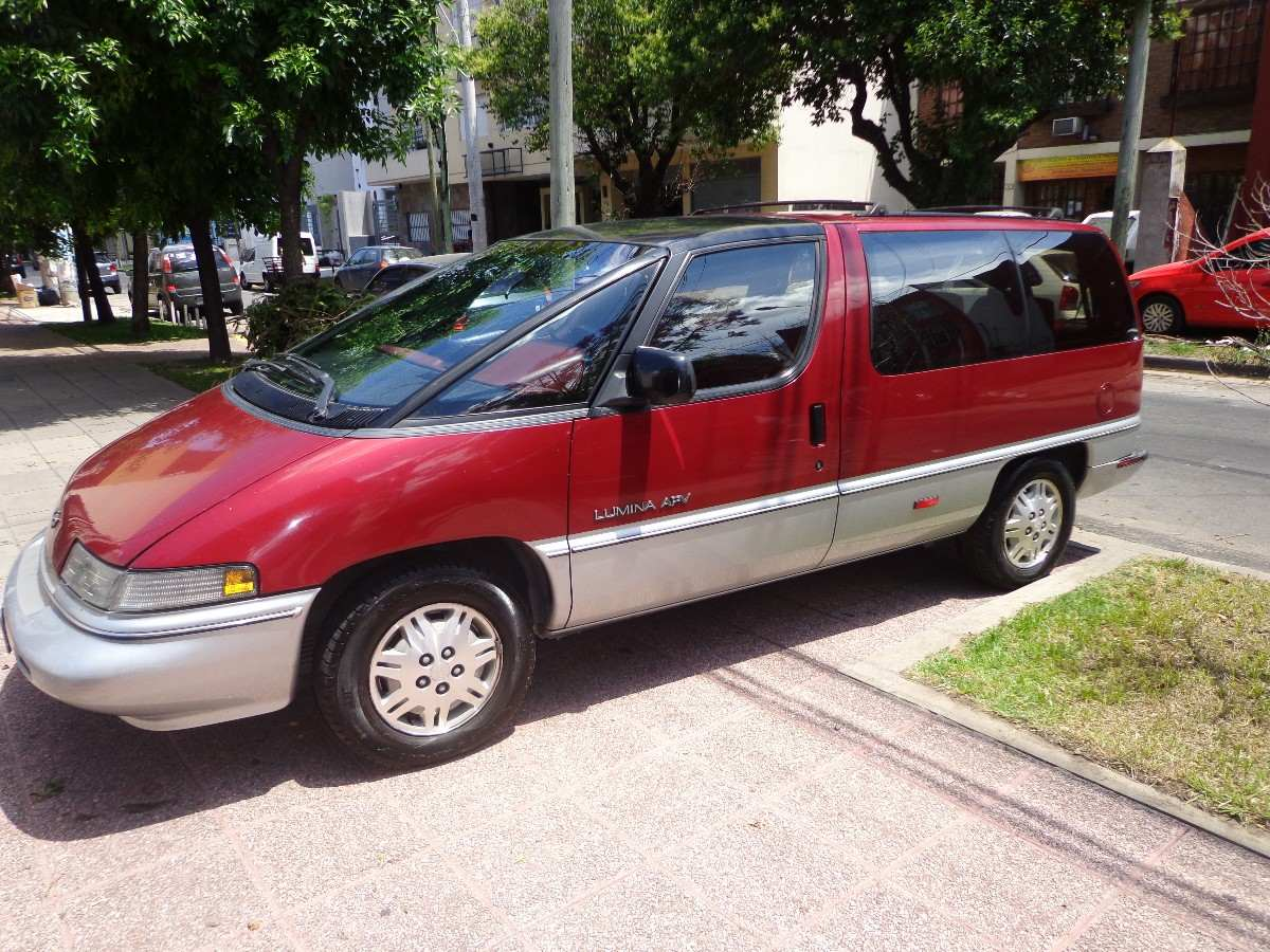 1992 Chevrolet Lumina Apv Pictures Information And