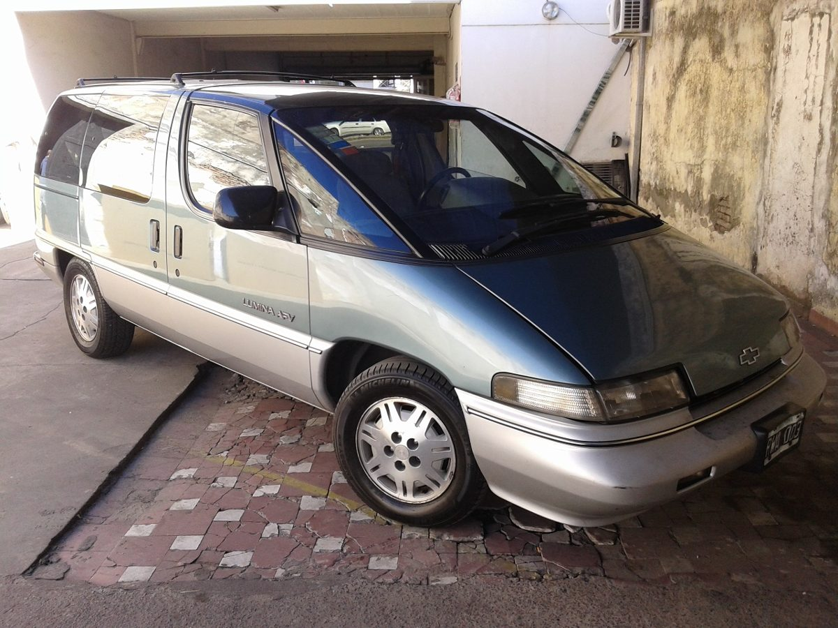 1993 Chevrolet Lumina apv – pictures, information and specs - Auto ...