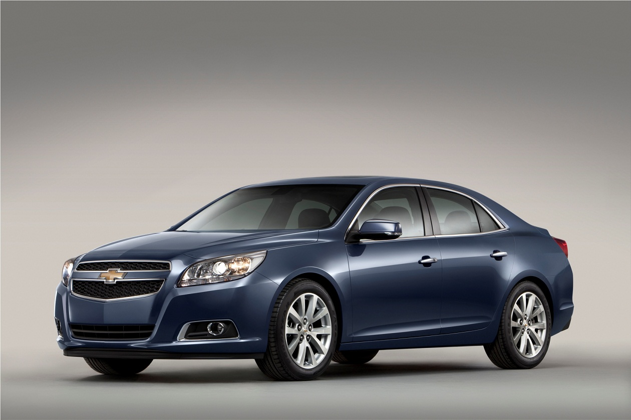 2011 Chevrolet Malibu Pictures Information And Specs