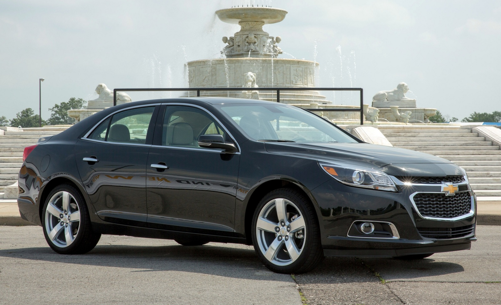 Malibu 2014 chevrolet malibu ltz : 2014 Chevrolet Malibu – pictures, information and specs - Auto ...