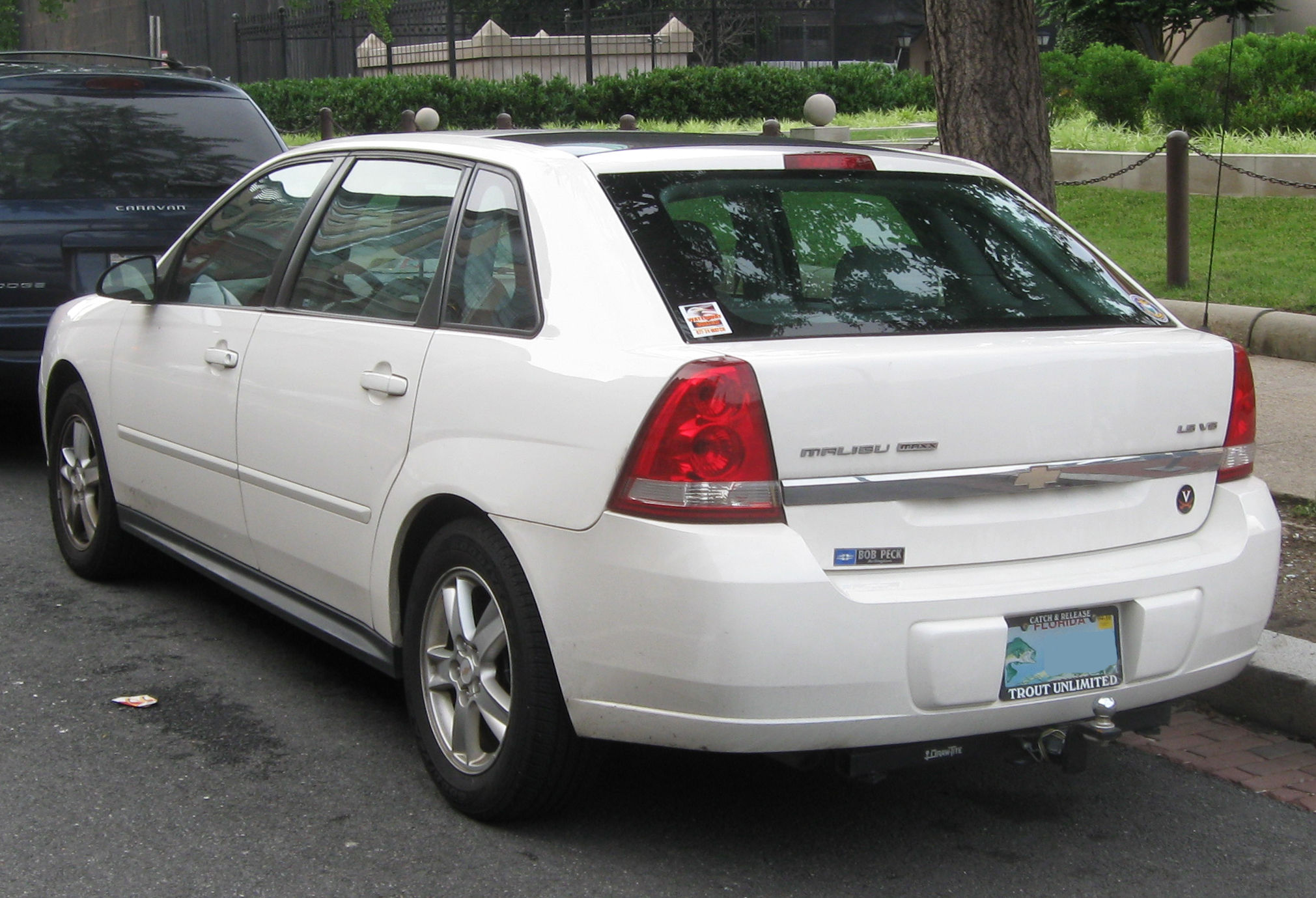 2005 chevrolet malibu maxx pictures information and. Black Bedroom Furniture Sets. Home Design Ideas