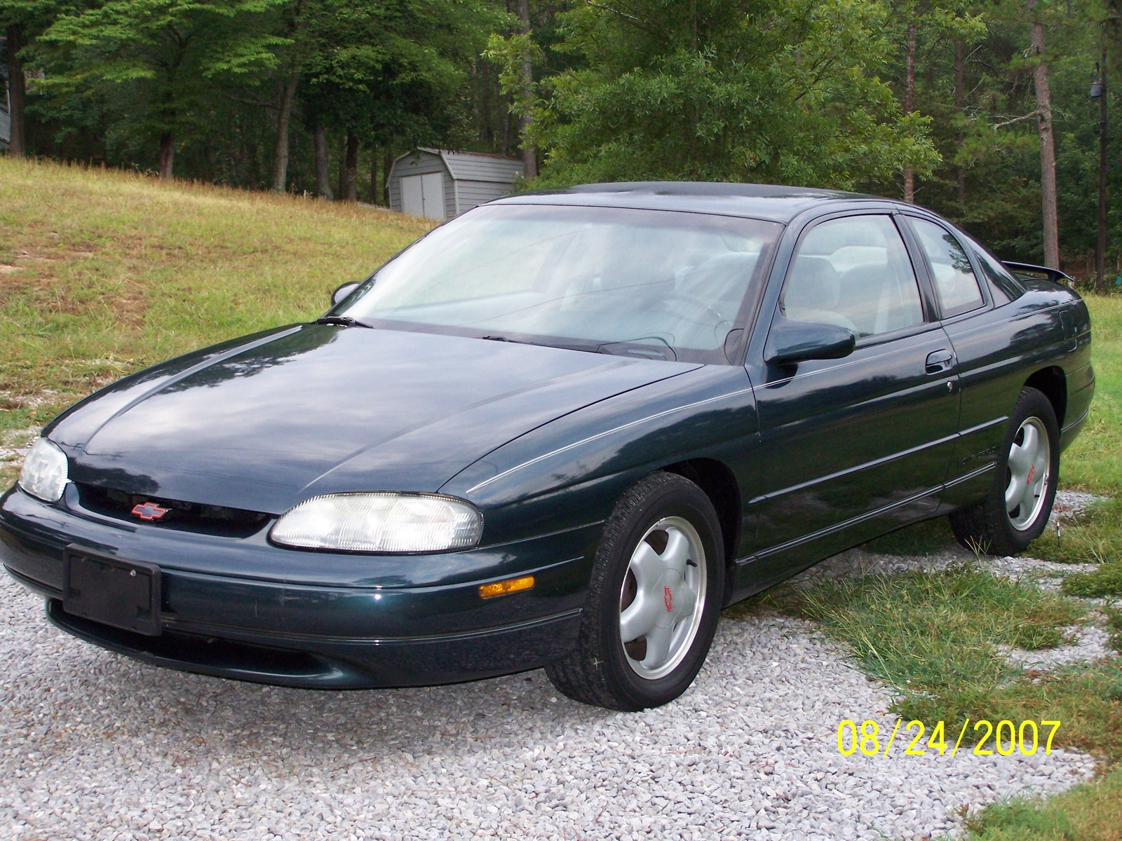 1994 Chevrolet Monte carlo – pictures, information and specs ...