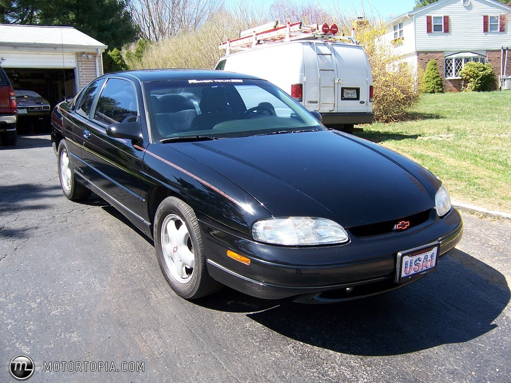 chevrolet monte carlo 1997 images