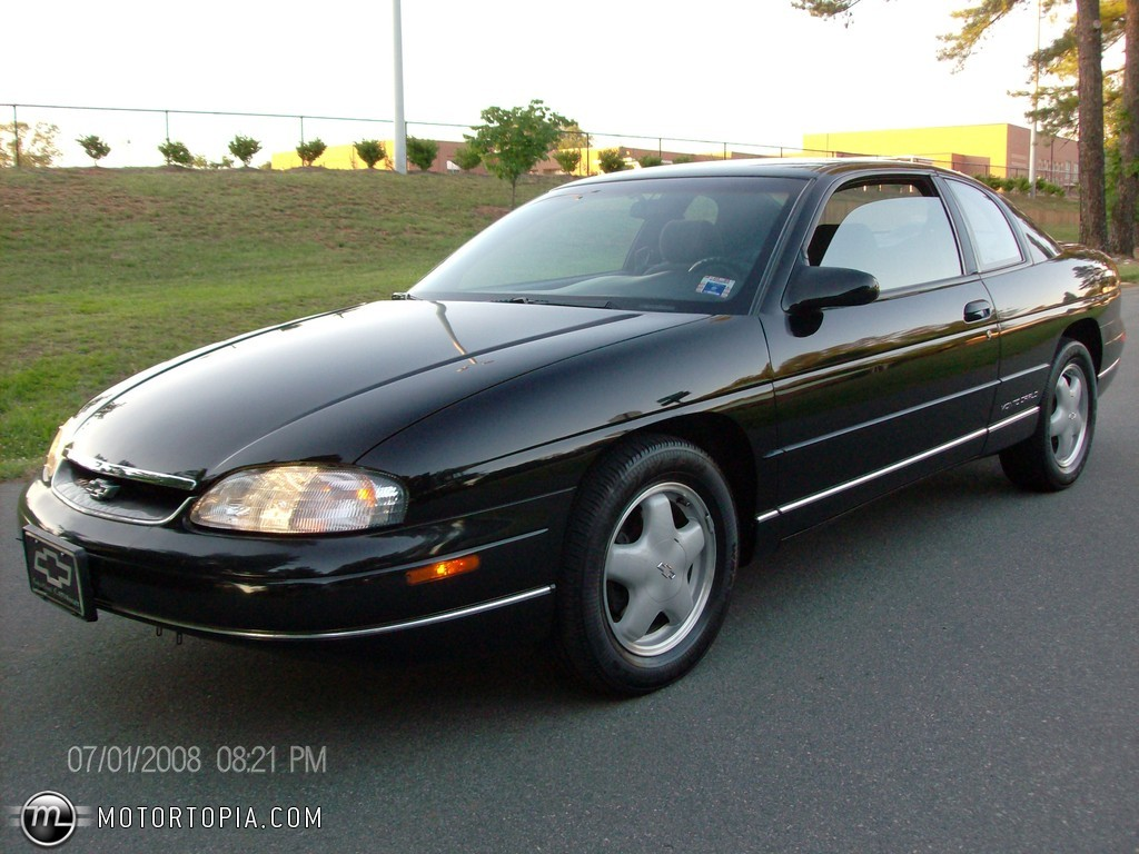 chevrolet monte carlo 1997 pictures
