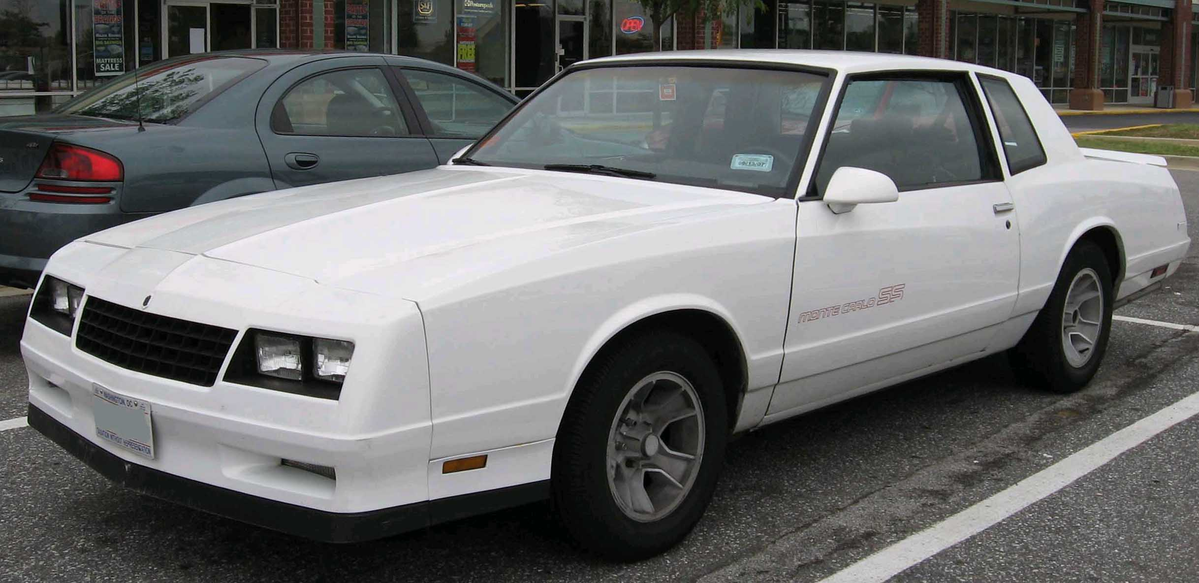 chevrolet monte carlo pictures #7