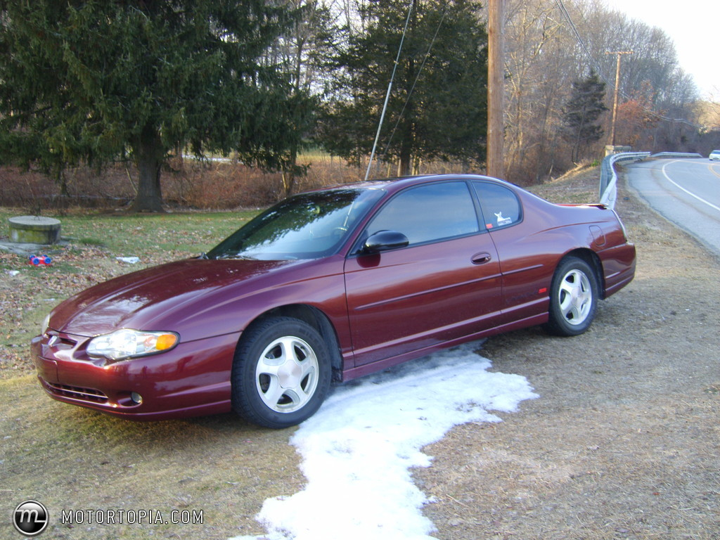 2001 chevrolet monte carlo w pictures information and. Black Bedroom Furniture Sets. Home Design Ideas
