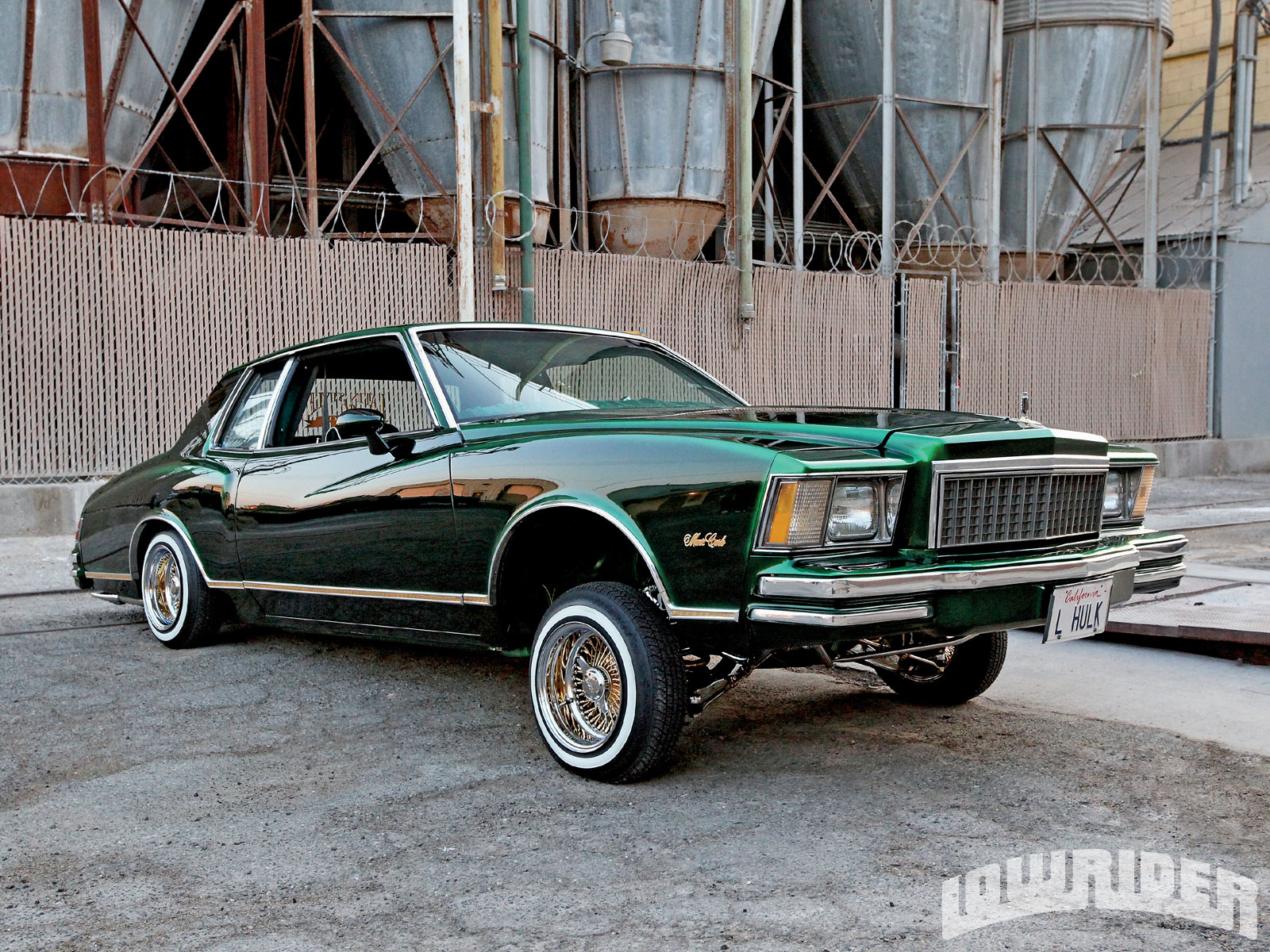 chevrolet monte carlo wallpaper