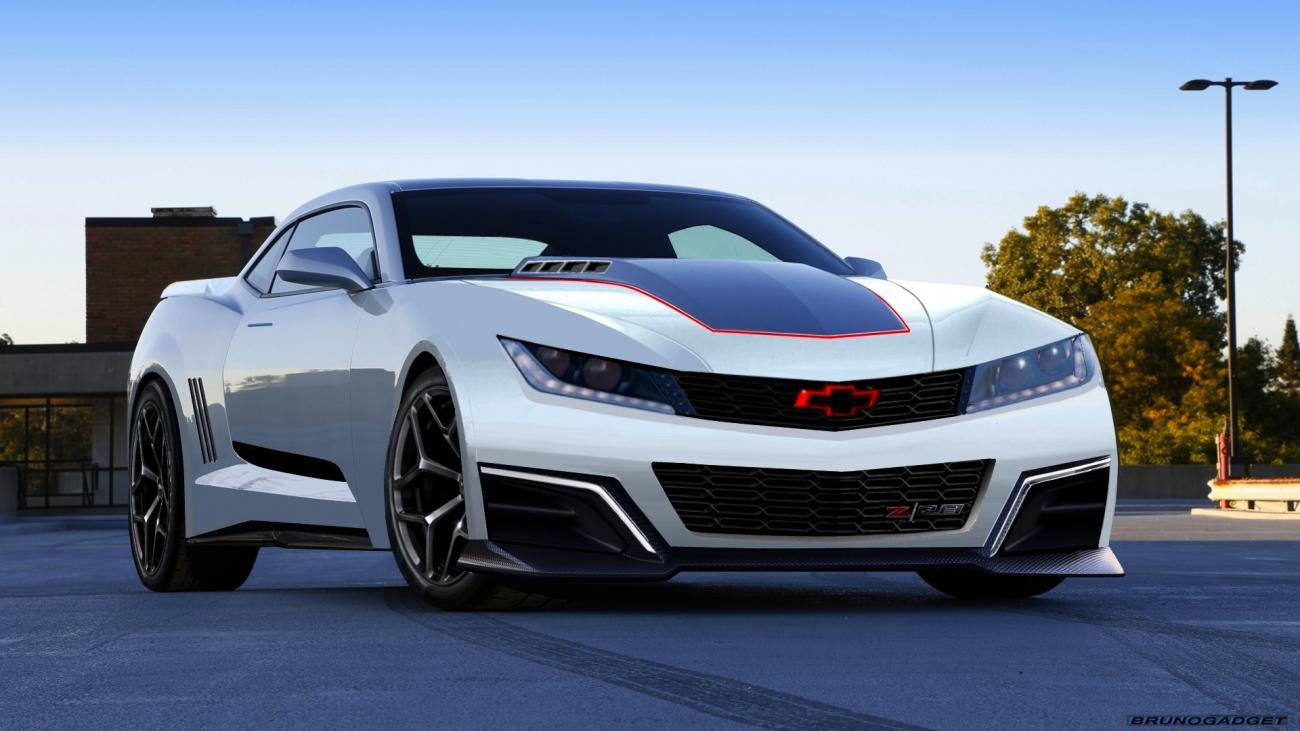 Chevrolet New Camaro 2016 Pictures 4