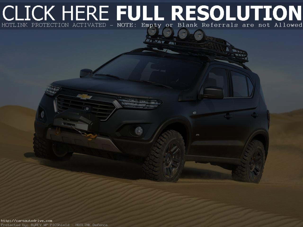 chevrolet niva seriess #5