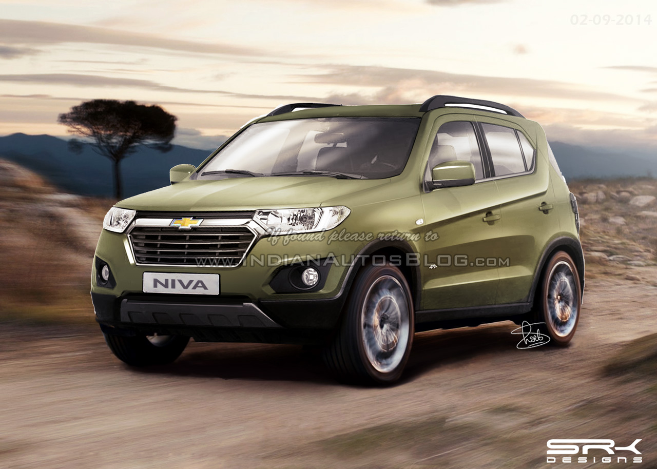 chevrolet niva wallpaper #7