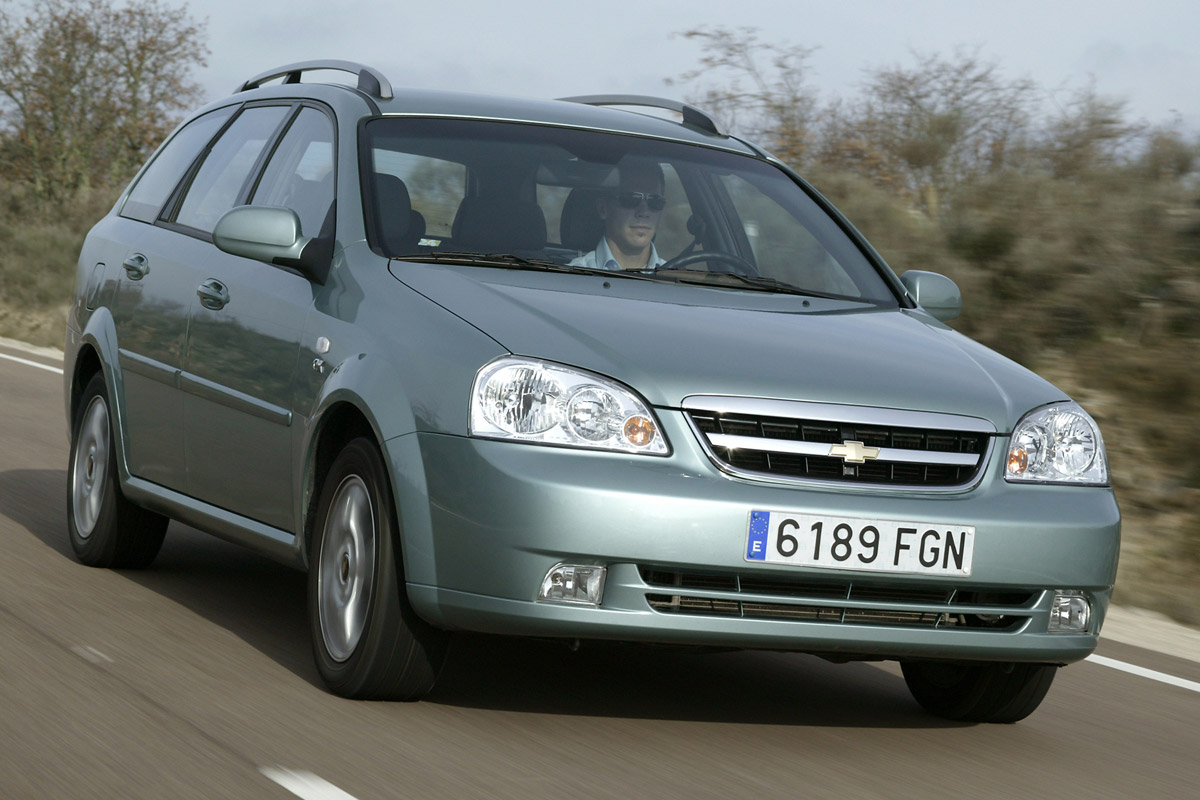2009 chevrolet nubira station wagon pictures information and specs auto. Black Bedroom Furniture Sets. Home Design Ideas